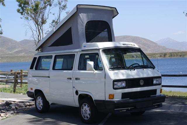 another completely restored 1991 vw westfalia vanagon